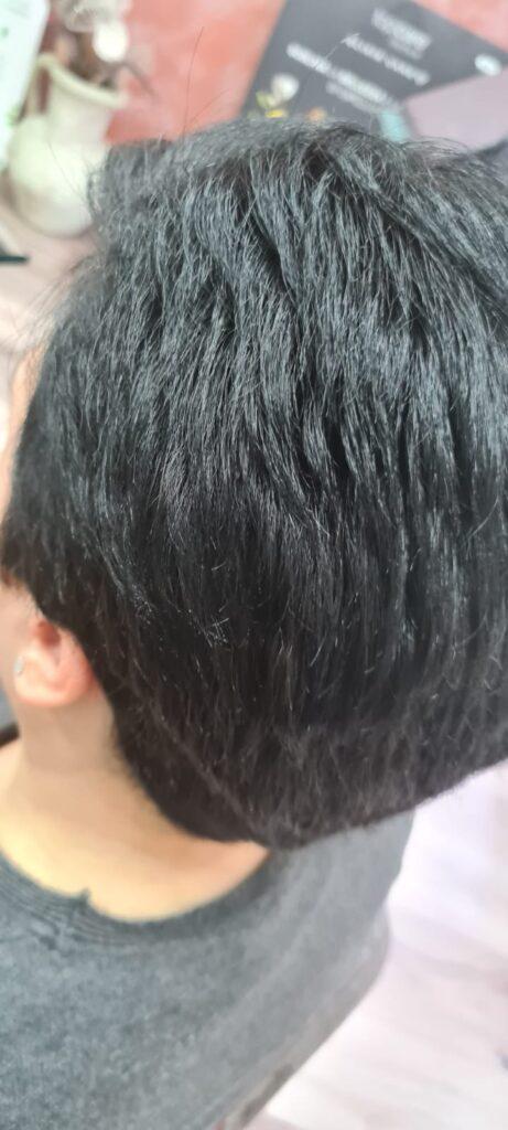 parrucchiere - DOPO dell'intervento