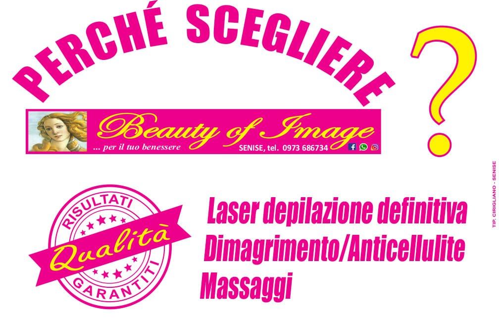 Laser depilazione dimagrimento anticellulite massaggi